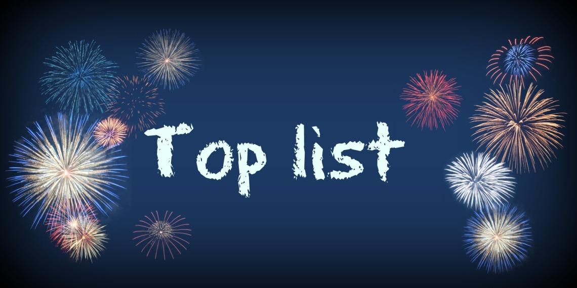 x post top list 2015 con testo